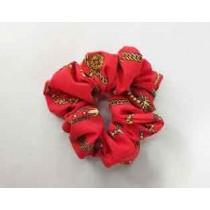 Chouchou chaine rouge